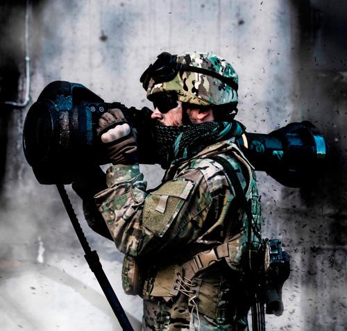 Saab Wins Order for Light Anti-Tank Weapon (NLAW)