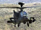 Apache to Field Ground Fire Acquisition System