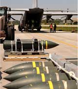 Enhanced Paveway III Bombs to Attack Libya