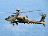 First Apache Sorties over Libya