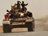 200+ Libyan Army Vehicles Cross Into Niger