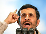 Ahmadinejad Warns Against Attack