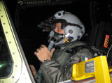 Alenia Aermacchi Tests Helmet Mounted Display on T-346A