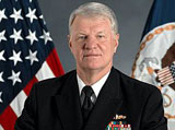 Former US Navy Chief of Naval Operations Joins NGC