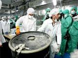 Iran Lagging in Enrichment Plan