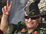 Libyan Rebel Military Commander Shot Dead