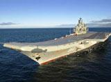 Russia's Admiral Kuznetsov Sails to Syria