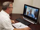 Videoconferencing for Defense Product Leak Detection