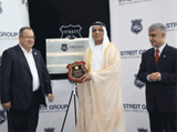 Armored Vehicle Facility Opens in RAK, UAE