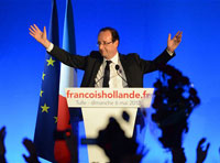 France Elects New President