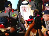 New Saudi Interior Minister Takes Oath