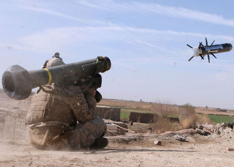 Oman Requests 400 Javelin Guided Missiles