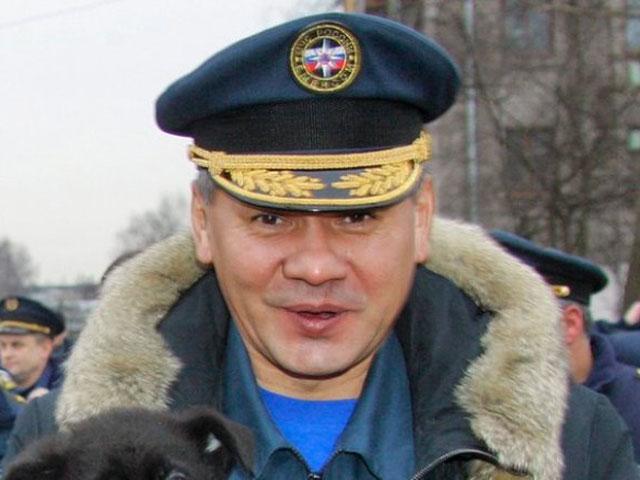 Putin Names New Defense Minister
