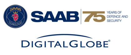 Saab, Digitalglobe Partner on Rapid 3D Mapping System
