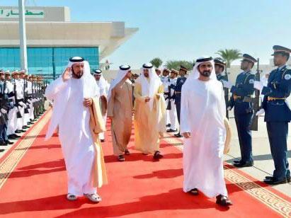 Sheikh Khalifa Pays Visit to Pakistan