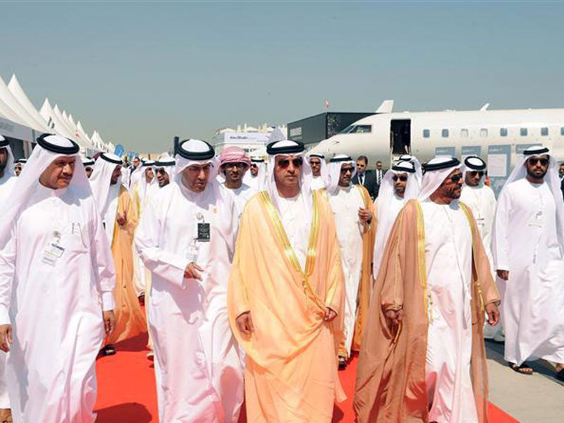 Abu Dhabi Air Expo's Sales Exceed AED3bln