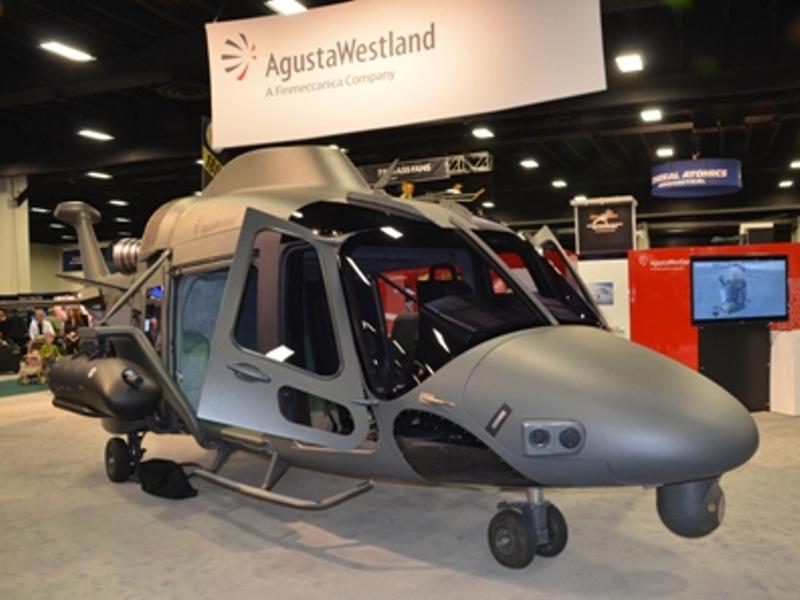AgustaWestland Unveils Latest Generation of AW169 AAS