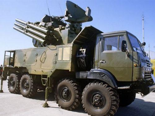 Brazil Eyes Russian Anti-Aircraft Weaponry