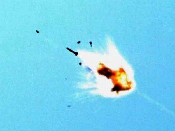 Lockheed Tests ADAM System Against Qassam-Like Targets
