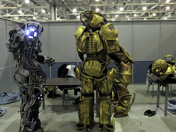 Russia Developing Anti-Terror Robots & Systems