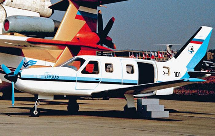 Russia's Sokol to Develop Modernized Pilot Trainer