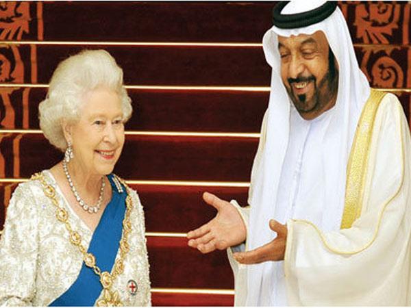 "Sheikh Khalifa Pays ""Historic"" Visit to United Kingdom"