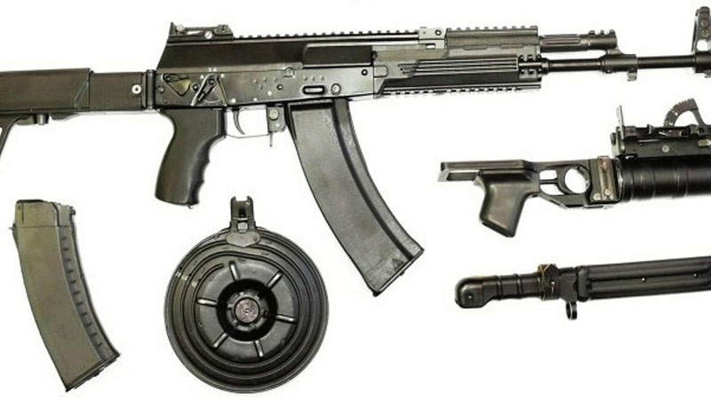 Trials for New Kalashnikov AK-12 to Begin in June