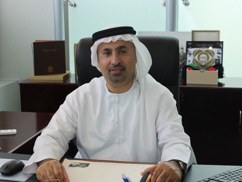 ADNEC Promotes Saleh Al Marzooqi to CEO of IDEX