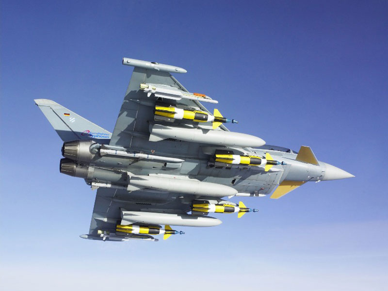 BAE Making Progress on Saudi Eurofighter Jet Price Deal