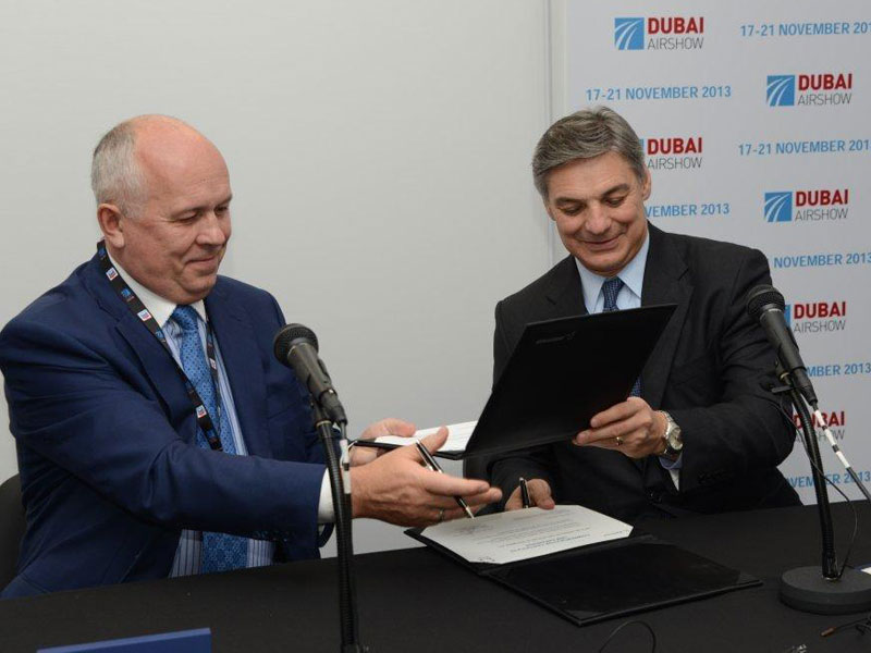 Boeing, Rostec to Open New Ural Boeing Plant in Russia