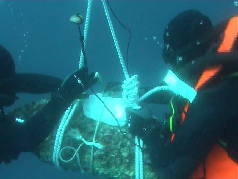 DCI Trains Future Libyan Navy Divers
