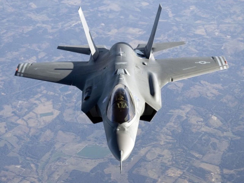 """Gulf States Eye """"Invisible""""… and Unavailable F-35 Fighter!"""