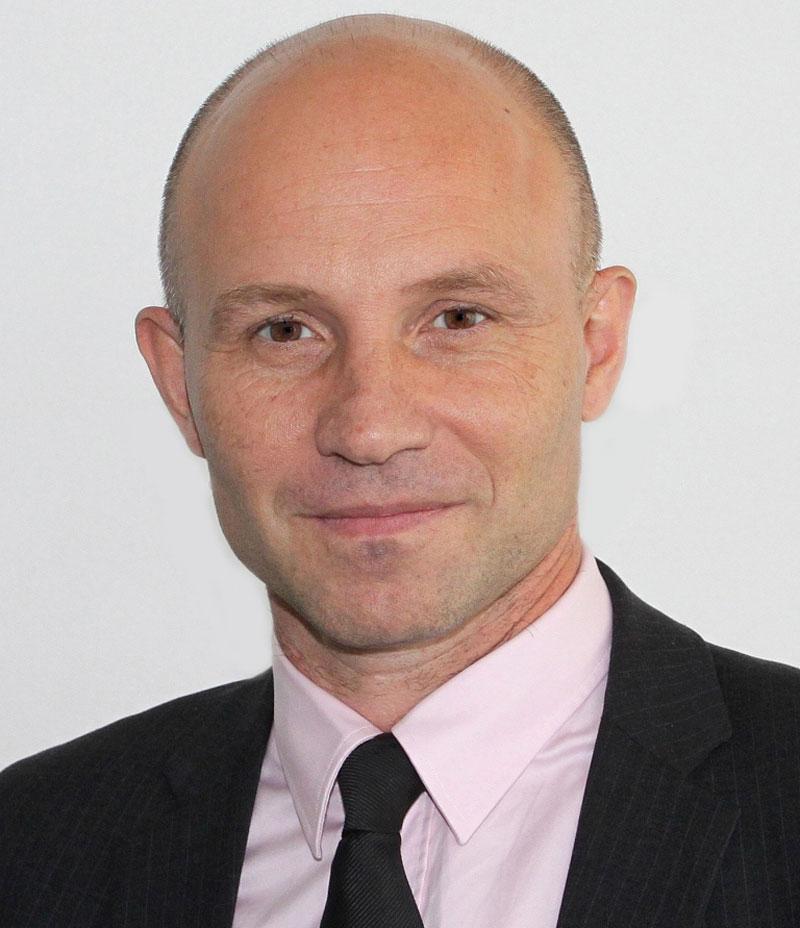 Jérôme Bendell, New CEO of ThalesRaytheonSystems France