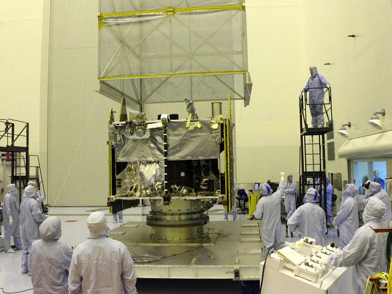 Lockheed Martin Ships MAVEN Spacecraft to NASA