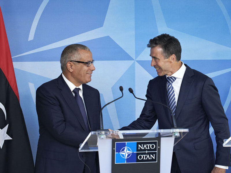 NATO to Send Small Team of Defense Experts to Libya