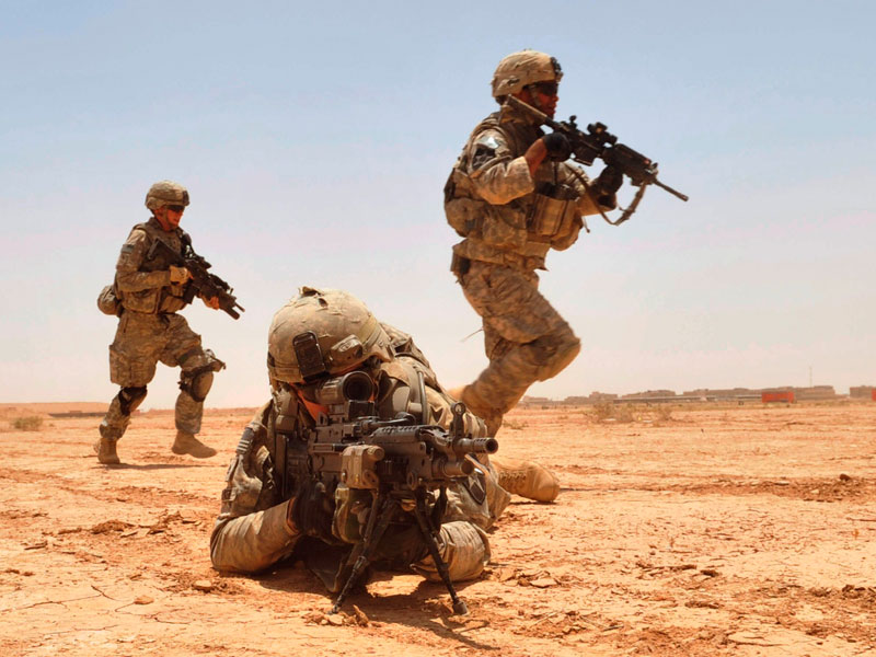 Pentagon to Start Training Libyan Soldier by Mid-Year