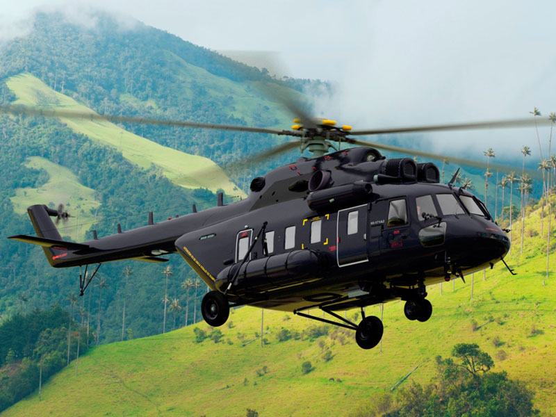 Russian Helicopters Drives Rotorcraft Modernization