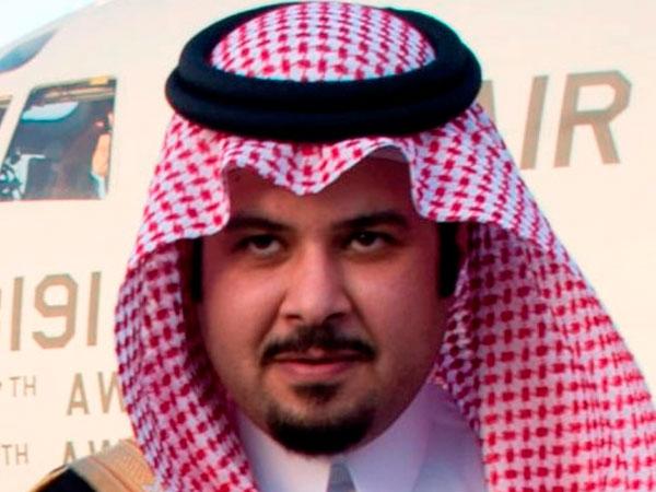 Saudi Deputy Minister of Defense Visits Pakistan