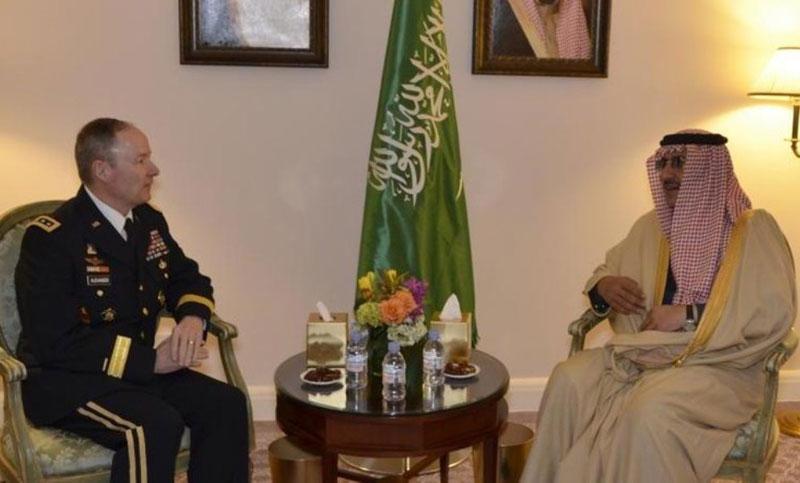 Saudi Interior Minister Pays Official Visit to Washington