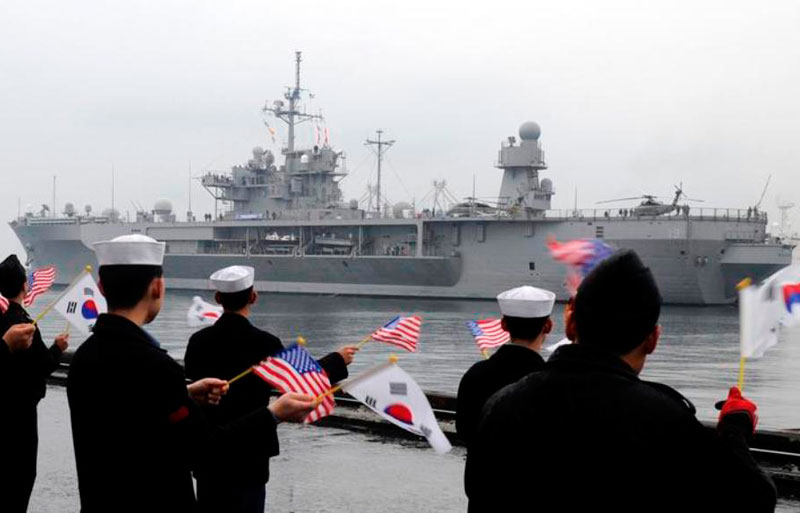 US, South Korea Stage Annual Military Drills