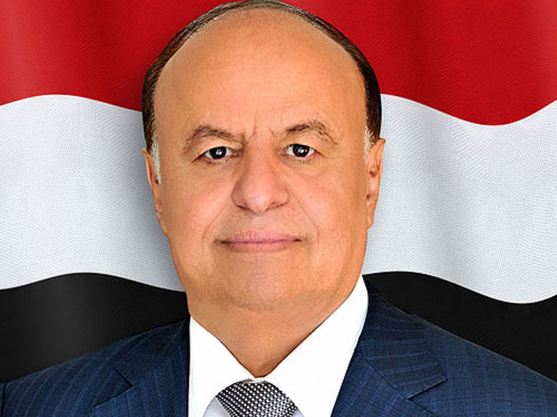 Yemen's President Accuses Iran of Supporting Separatists