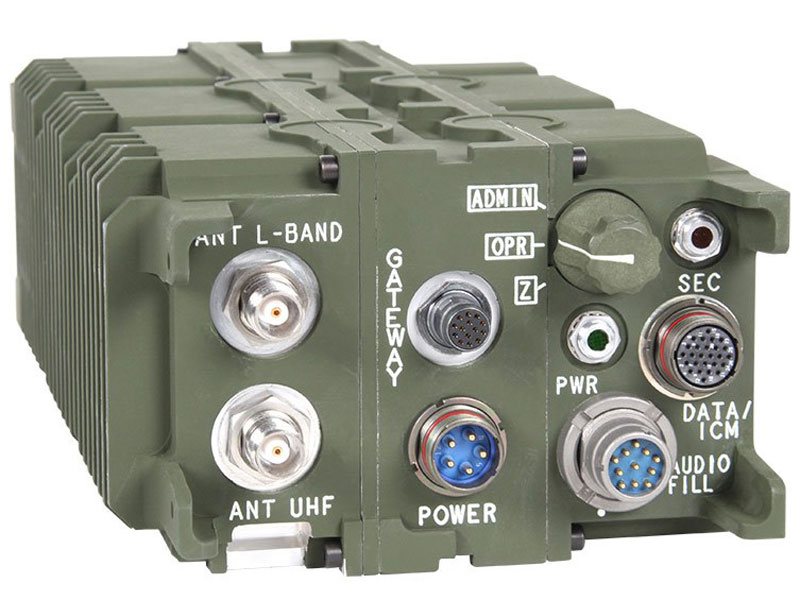 Exelis SideHat Radio to be Tested by US Army