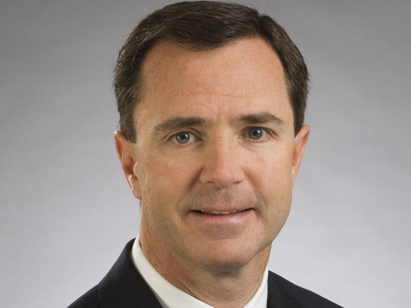 Harris' President & CEO Named Chairman of the Board