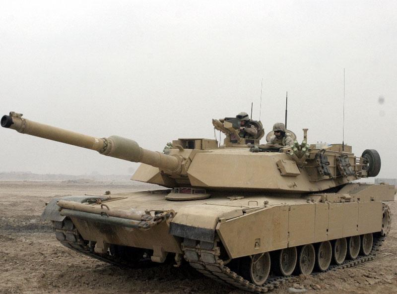 Iraq Requests M1A1 Abrams Tanks & Associated Equipment