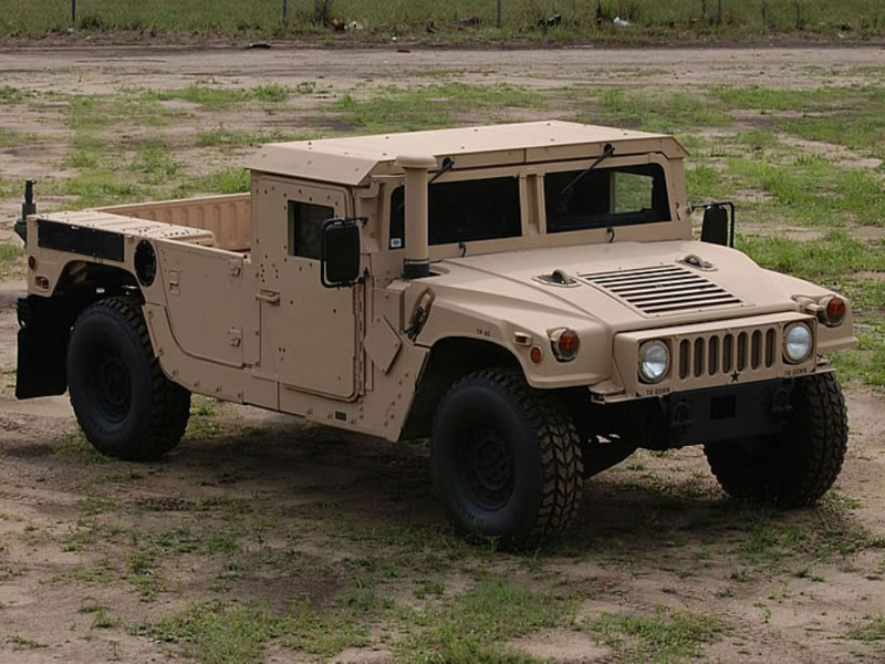 Iraq to Acquire 200 Wheeled Vehicles and 21Tower Systems