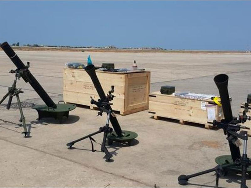 Lebanese Army Receives New Shipment of US Arms
