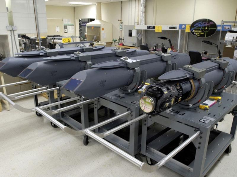 Lockheed Martin, AEC to Establish Sniper Pod Support Facility in Saudi Arabia