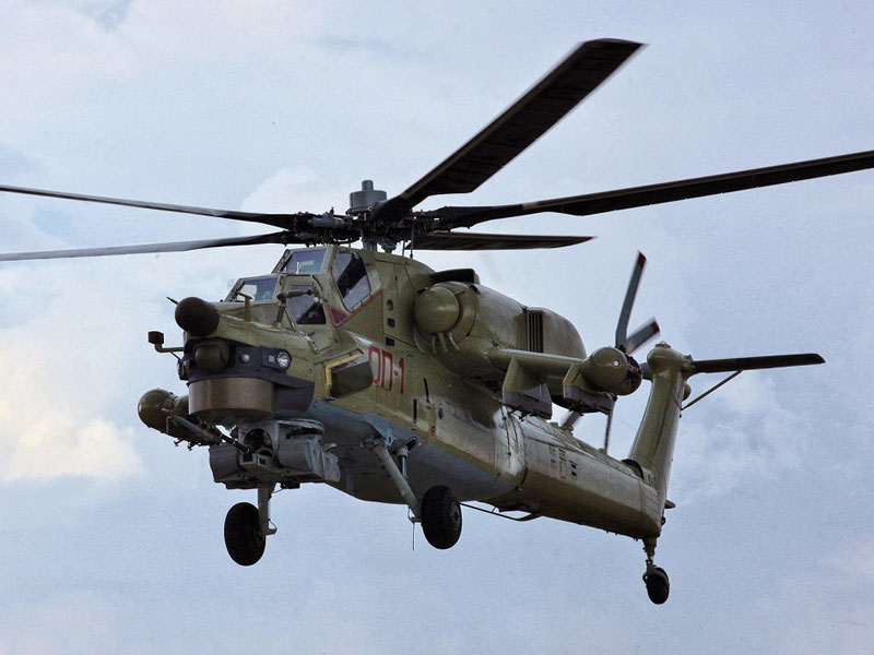 Mil Moscow Helicopter Plant Receives Int'l Certification