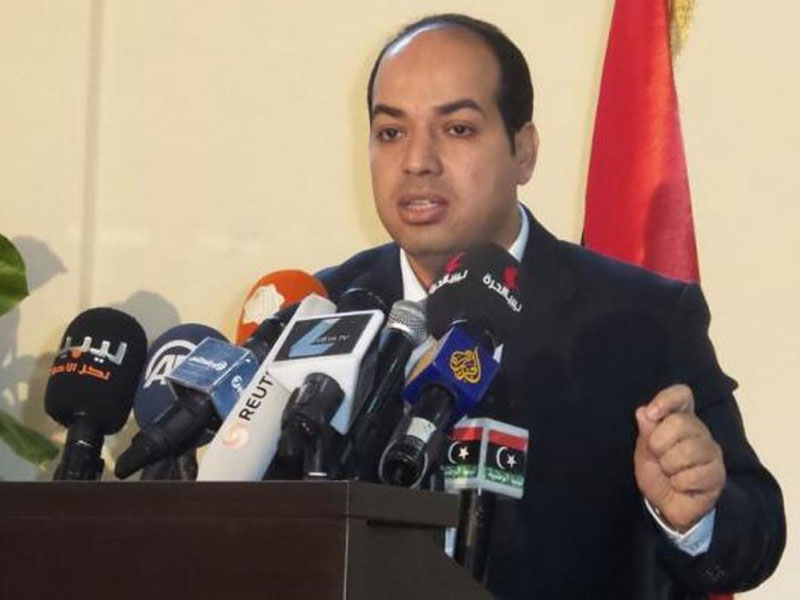 New Libyan PM Vows to Fight Militants with Foreign Help