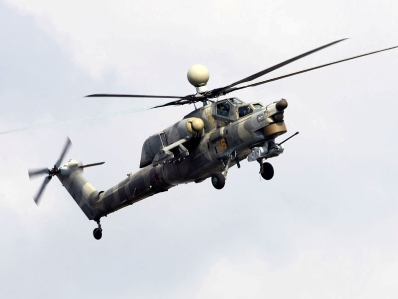 Russian Helicopters at Airshow China 2014